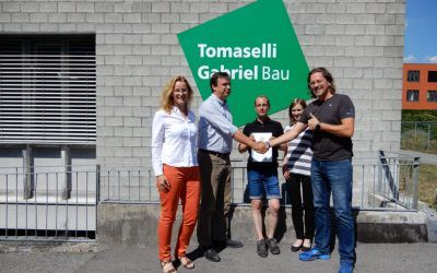 Wir begrüßen Tomaselli Gabriel Bau in unserem Franchise-Netzwerk!
