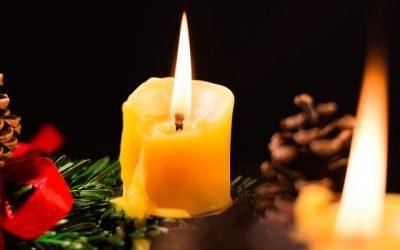 Advent, Advent, der Christbaum brennt – was nun?