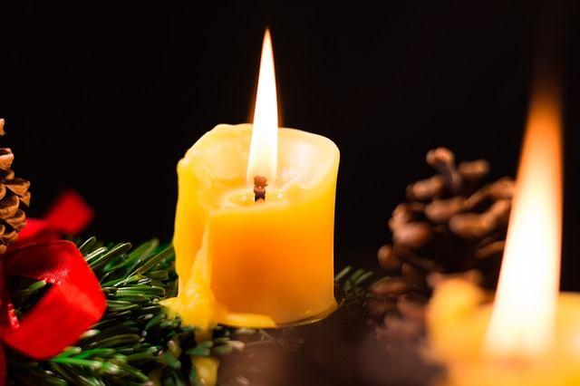 Advent, Advent, der Christbaum brennt – was nun?