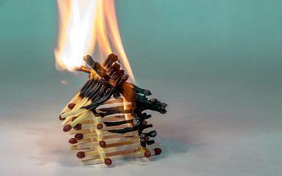 Was tun nach einem Wohnungsbrand?
