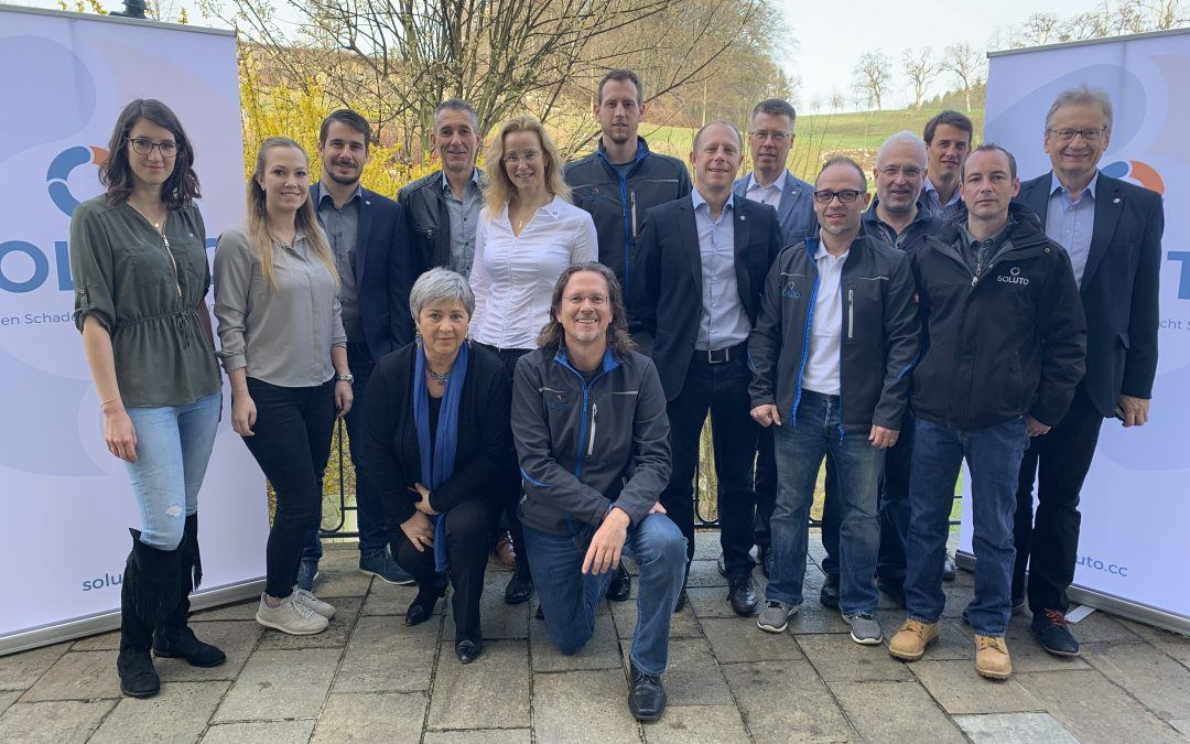 Das Team des SOLUTO Franchise-Systems