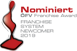 Siegel ÖFV Franchise Award 2019