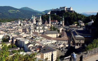 Servus Salzburg!